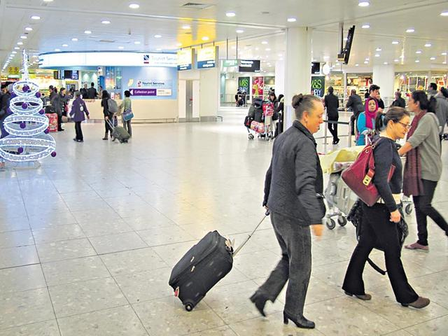Fewer British visas for Indian workers