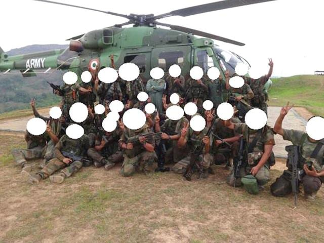 One-of-the-photos-purportedly-showing-an-Indian-army-team-after-the-offensive-along-India-Myanmar-border-ANI-Photo