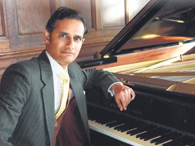 I teach people how to listen to music, says pianist Karl