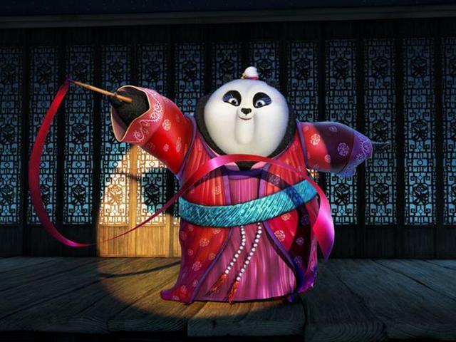 Kung Fu Panda 3,Jack Black,Bryan Cranston