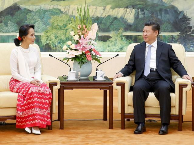 Chinese-President-Xi-Jinping-R-meets-Myanmar-s-pro-democracy-leader-Aung-San-Suu-Kyi-at-the-Great-Hall-of-the-People-in-Beijing-AFP-Photo