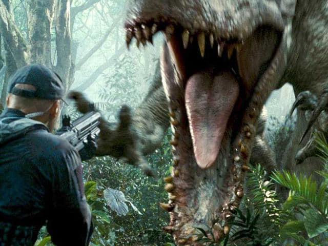 Jurassic World,Jurassic World biggest hit,Irrfan Khan