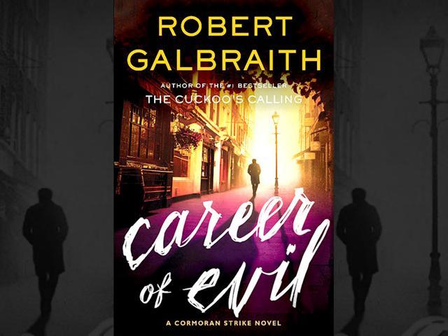 JK Rowling,Cormoran Strike,Robert Galbraith