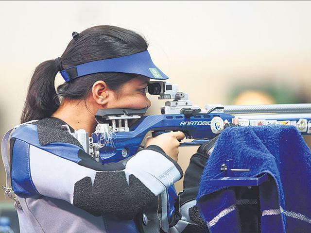 Sports Authority of India,Karni Singh shooting range,2010 Commonwealth Games