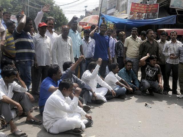 Sanitation workers,Gurgaon,MCG