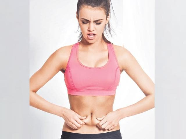 Cutting-or-adding-elements-in-the-diet-could-help-improve-a-bloated-stomach-condition-which-could-be-a-sign-of-a-medical-ailment-Thinkstock-Photo