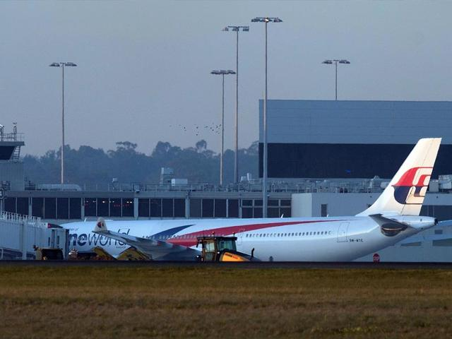 Malaysia airline,Melbourne,A330