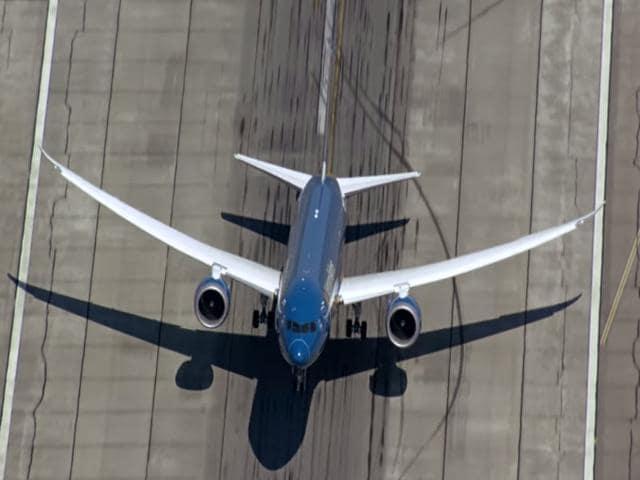 Xi Jinping,Boeing,Xi in US