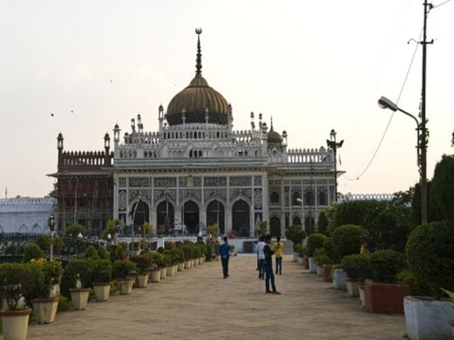 The-Archaeological-Survey-of-India-ASI-on-Thursday-raised-a-question-mark-on-the-authenticity-of-the-ongoing-preservation-work-being-carried-out-by-Hussainabad-Allied-Trust-HAT-at-Chhota-Imambada-and-demanded-an-immediate-halt-Getty-image