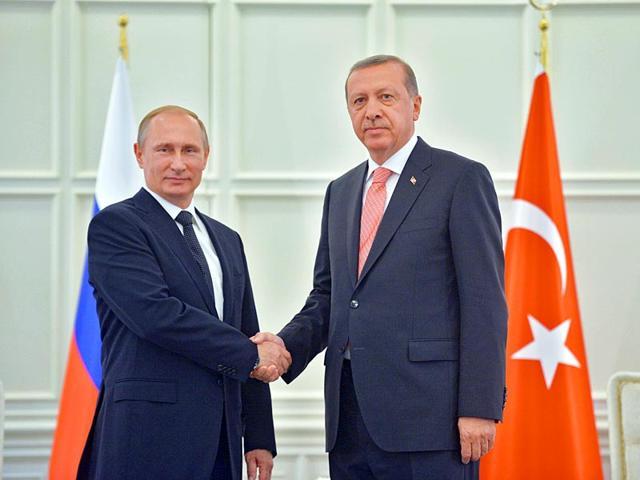 Russia,Turkey,Energy