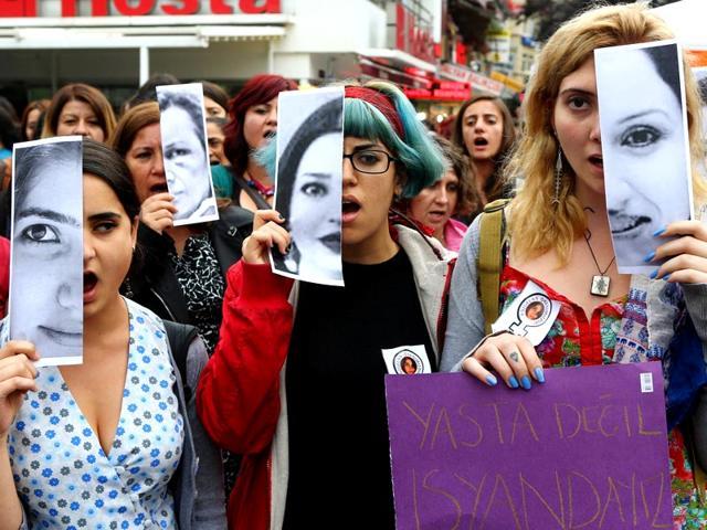 Turkey,crime,women