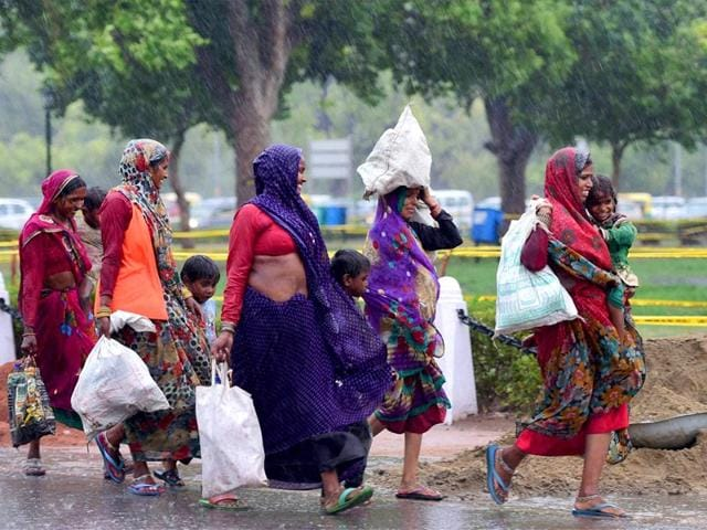 monsoons,Delhi,South west monsoons