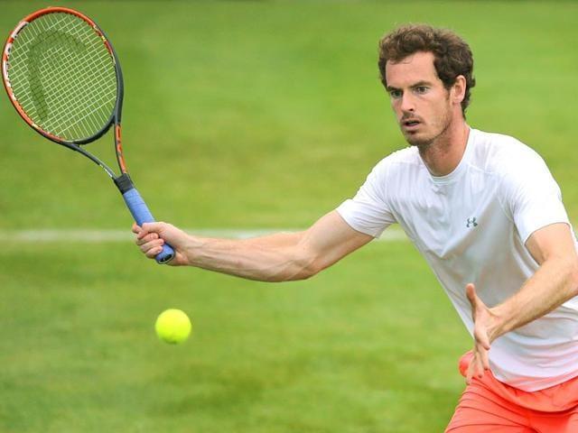 Andy Murray,Amelie Mauresmo,Wimbledon