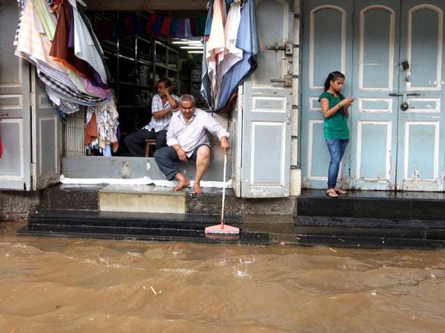 A-child-enjoys-the-showers-in-Mumbai-The-city-witnessed-heavy-rains-which-caused-waterlogging-in-the-low-lying-areas-Kunal-Patil-HT-photo