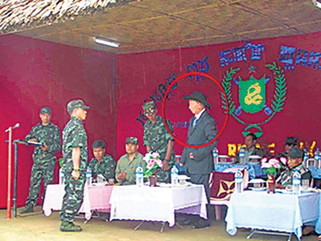 Khaplang,Baba Kareng,NSCN-K