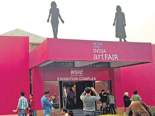 Artist-Leena-Kejriwal-presented-a-version-of-her-art-project-at-Delhi-s-India-Art-Fair-last-year