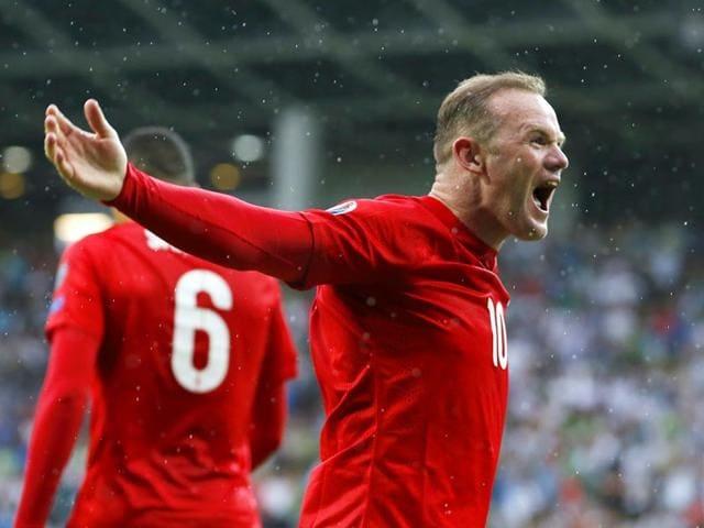 Euro 2016,Uefa Euro 2016 qualifiers,Wayne Rooney