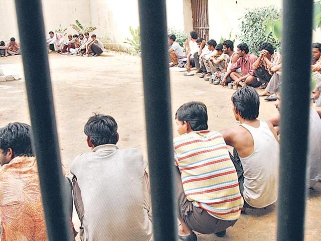 The-hundreds-of-thousands-of-undertrials-in-India-many-of-whom-are-in-prison-for-years-because-they-cannot-afford-lawyers-await-the-simple-glories-of-liberty-Arvind-Yadav-HT