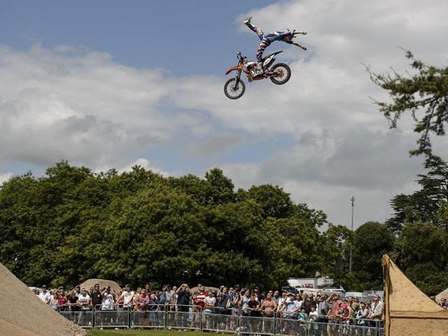 Goodwood Festival of Speed,Petr Pilat,GAS