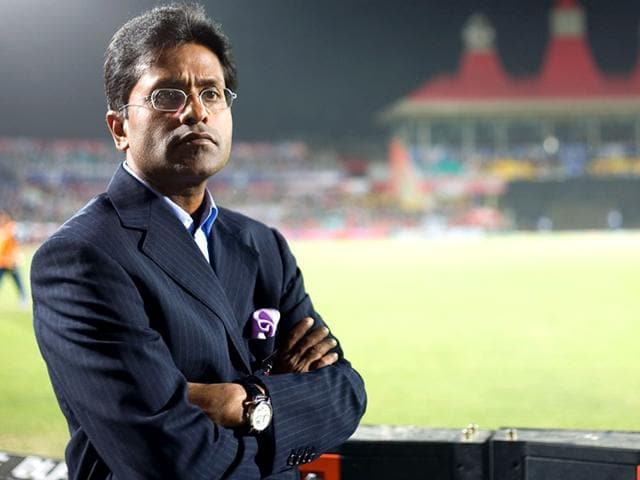 Lalit Modi names three cricketers who accepted bribes from bookie