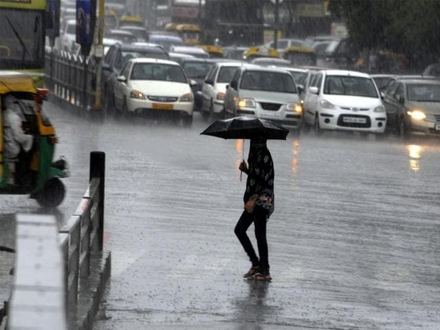 monsoon rains,monsoon arrives in MP,weather