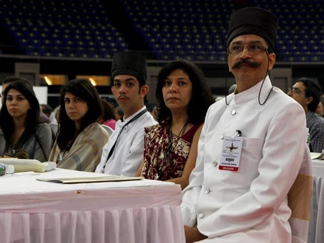 File-photo-of-the-members-of-Parsi-community-attending-the-10th-World-Zoroastrian-Congress-held-in-Mumbai-in-2013-Anshuman-Poyrekar-HT-photo