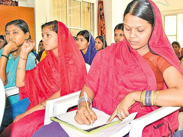 The-MoU-will-facilitate-basic-education-including-reading-writing-and-basic-understanding-among-rural-women-File-photo