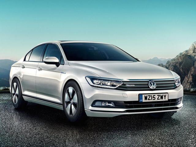 The-Volkswagen-Passat-BlueMotion-Photo-AFP