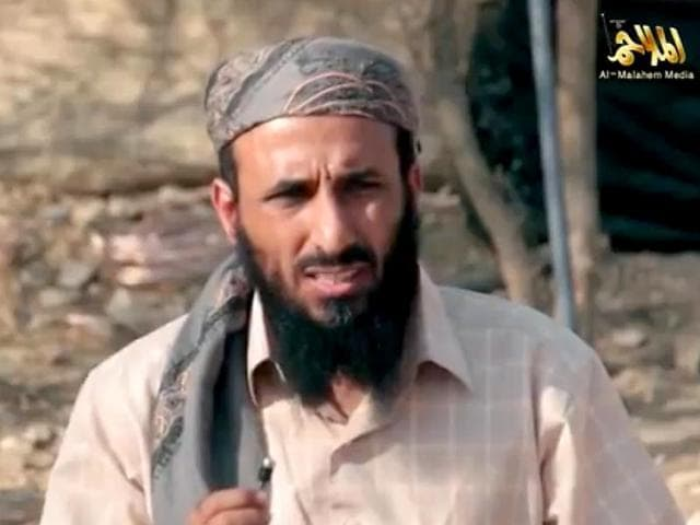 A-file-picture-of-Al-Qaeda-chief-Nasser-al-Wuhayshi-in-Yemen-AFP-Photo