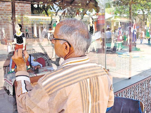 Dilli Haat,Dastkaari Haat Samiti,Kawaad