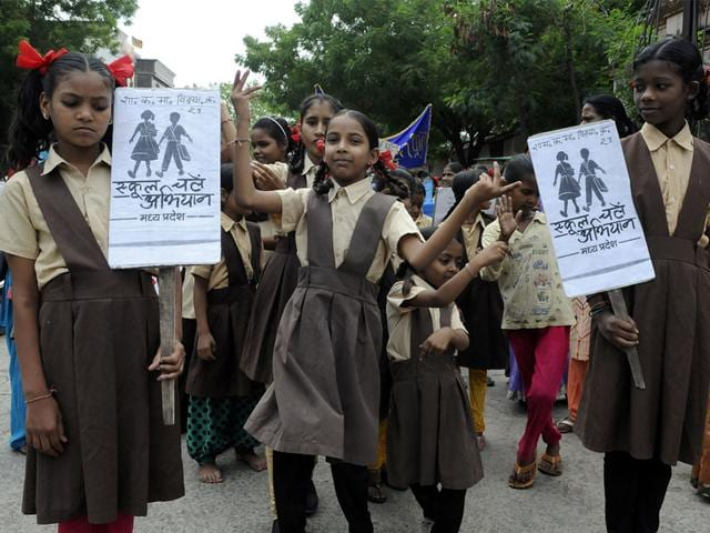 School Chale Hum,Right to Education,RTE admissions