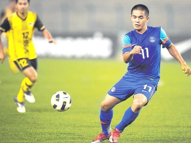 Sunil-Chhetri-s-injury-time-goal-his-50th-international-strike-was-the-only-consolation-Getty-File-Image