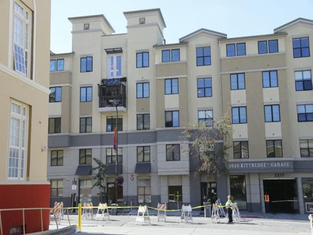 Berkeley Tragedy,Irish killed,Balcony collapse