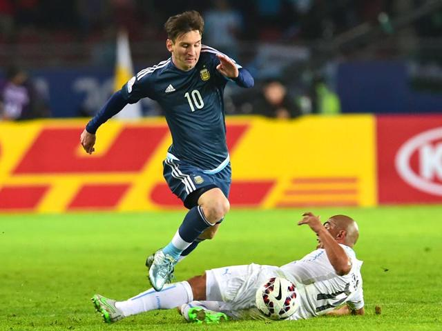 After-carrying-Barcelona-to-the-treble-Lionel-Messi-would-hope-to-add-the-Copa-America-to-his-list-of-triumphs-AFP-Photo
