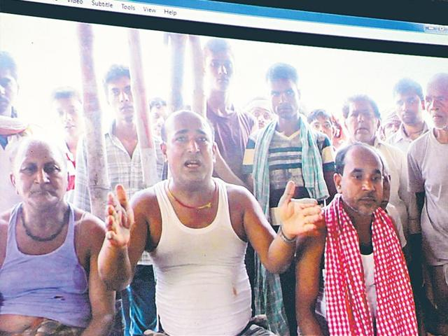 A-TV-grab-of-the-documentary-made-by-farmers-who-held-a-meeting-on-the-BIA-premises-on-Wednesday