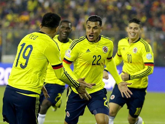 Copa America,Brazil vs Colombia,Neymar