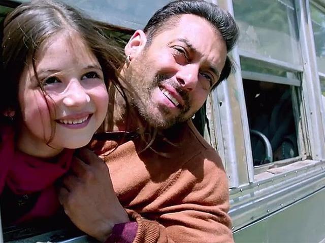 Bajrangi Bhaijaan,Salman Khan,10