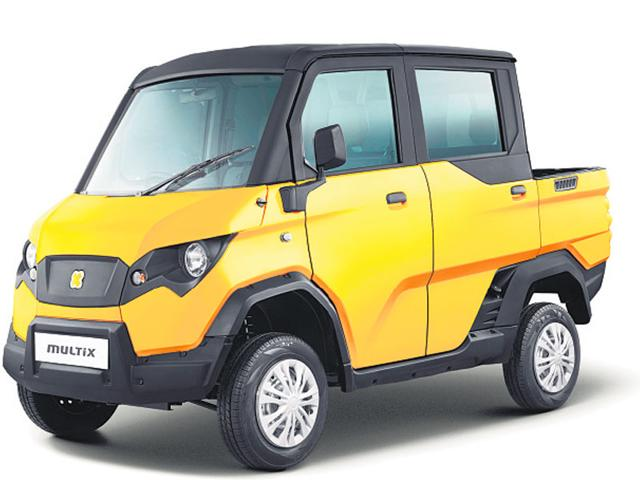 Multix,Eicher Polaris,Eicher Motors