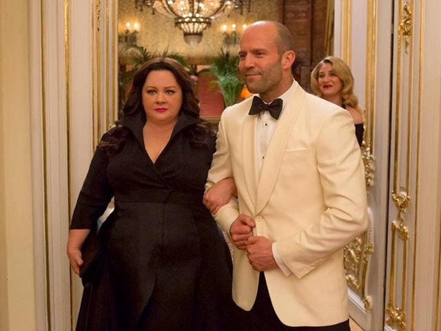 Spy review,Jaosn Statham
