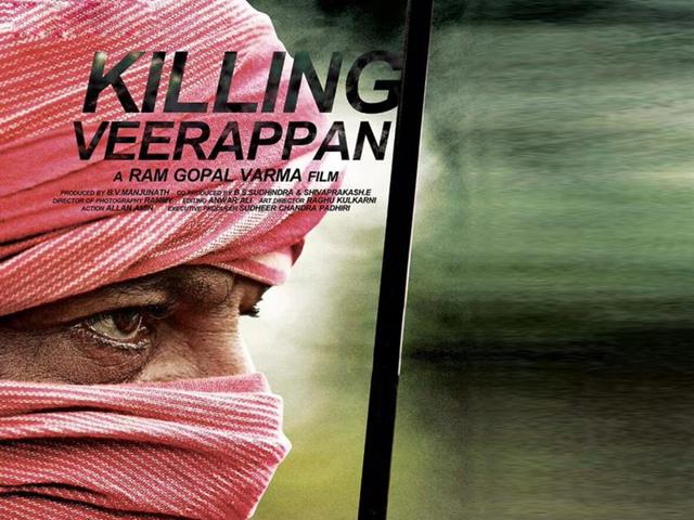Ram Gopal Varma,Killing Veerappan,Rajkumar