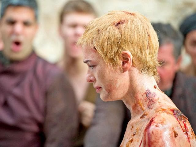 Rebecca Van Cleave,lena headey,game of thrones