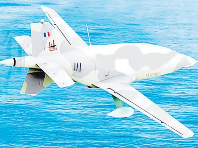 Drone,MoU,Make in India