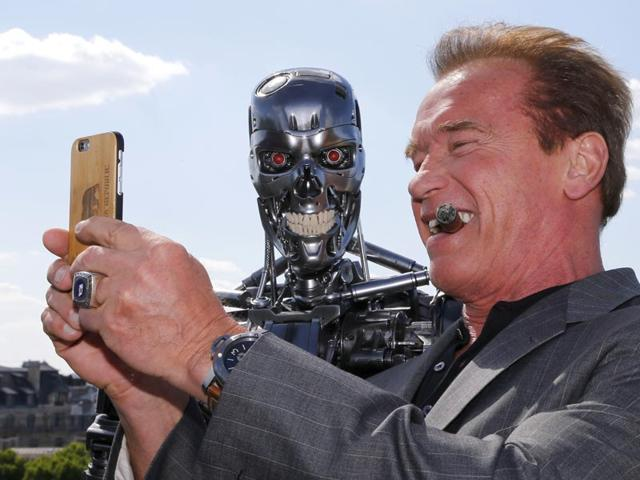 Arnold Schwarzenegger,Terminator Genisys,Terminator
