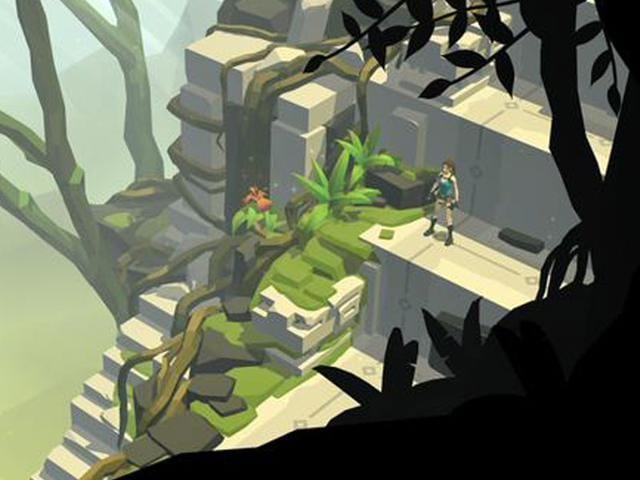 Lara-Croft-GO-aims-to-surpass-the-success-of-tablet-friendly-Hitman-GO-Photo-AFP
