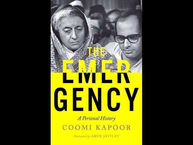 Emergency,Coomi Kapoor,Indira Gandhi