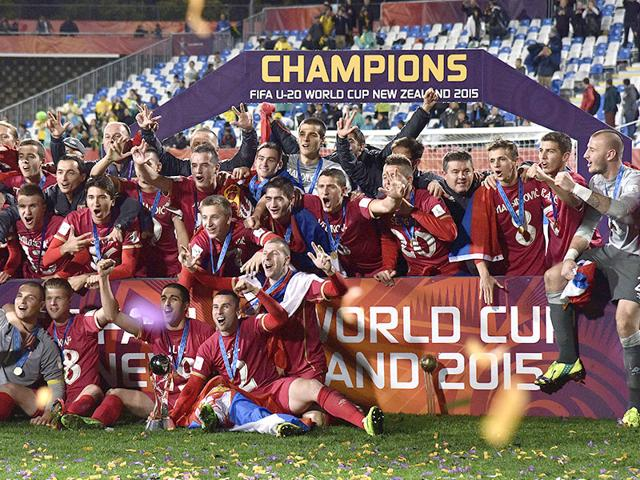 Serbia,Fifa Under-20 World Cup,Under-20 World Cup final