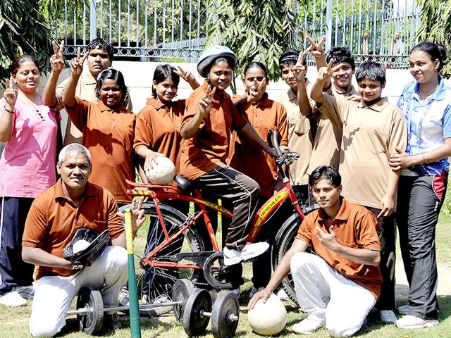 An-avid-cricket-buff-Seema-will-represent-India-in-athletics-at-the-Special-Olympics-World-Games-in-Los-Angeles-HT-Photo