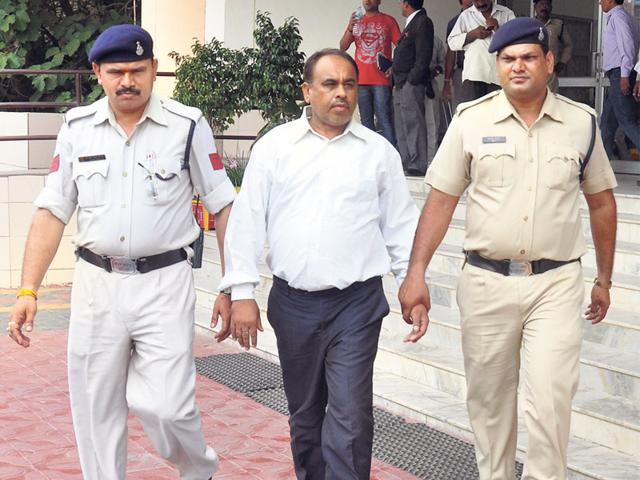 On-Friday-Baghel-was-produced-in-the-district-court-from-where-he-was-remanded-in-police-custody-till-June-25-HT-photo
