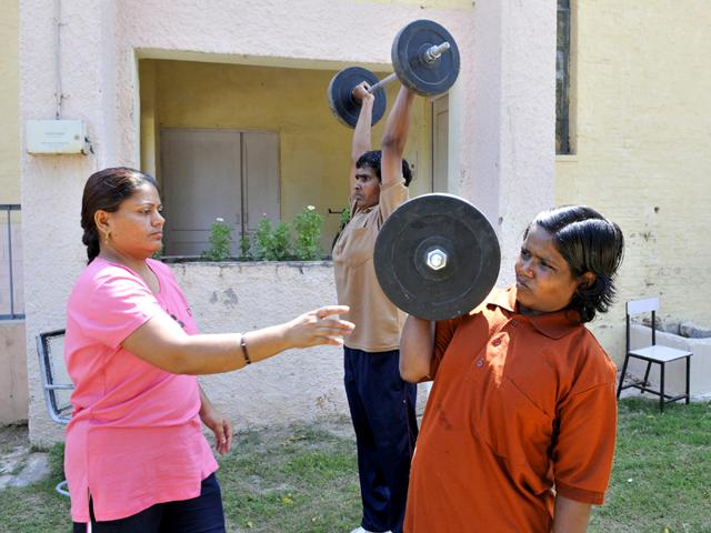 The-ten-special-athletes-from-the-Asha-Kiran-Home-for-differently-abled-persons-are-part-of-the-240-member-contingent-that-will-represent-India-at-the-Special-Olympics-World-Games-in-Los-Angeles-this-July-HT-Photo