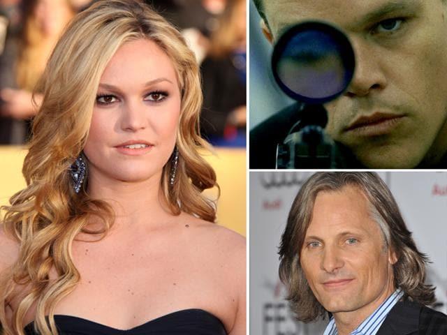 Bourne,Matt Damon,Viggo Mortensen